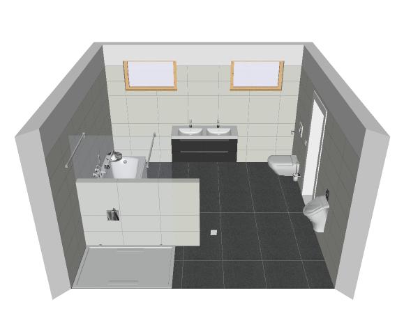 Dusche barrierefrei planung innenarchitektur und m belideen for Dusche bildergalerie
